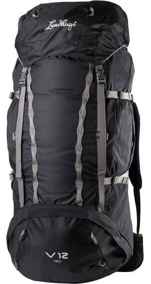 Lundhags V12 90 Backpack Black